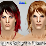 Jennisims: Downloads sims 4: Peggy converted for the Sims 4 For Females and Males ,Elasims Retexture (including mesh)