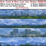 City Skyline Backdrop REMOVER (Override)