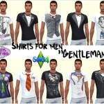 "Shirts for Men ""Gentleman"""