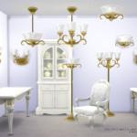 DOT's Dollop O Match Lamp Set