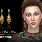 S-Club LL ts4 earring 06(f)