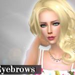 Deep Spase — Female Eyebrow by Genius