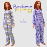 Javabean Dreams – Spookemon Pajama Set More spooky Pokemon for your…