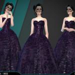 SIms4Krampus' De La Dress