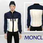 McLayneSims' Grenoble Mens Down Jacket
