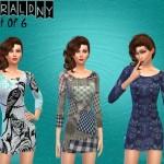EmeraldNY's Sweater Dress Set of 6