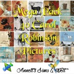 Mega Pack – 40 Carol Robinson Pictures
