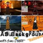 "CAS Backgrounds ""Halloween"""