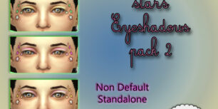 colorfull stars eyeshadows pack 2 preview