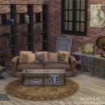 TheNumbersWoman's Urban Loft Living Room
