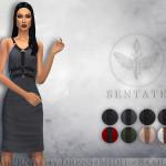 Sentate's Abernathy Dress – Midi Version