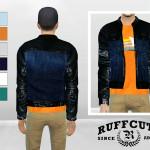 McLayneSims' Vintage 1990's Leather Jacket