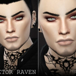 Pralinesims' Viktor Raven