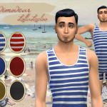 Vintage Swimming Suit by LollaLeeloo