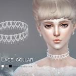 S-Club LL ts4 Lace collar 03