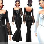 ekinege's Halloween – Queen Dress