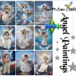 Angel Paintings