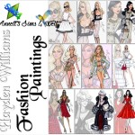 Hayden Williams – Fashion Paintings