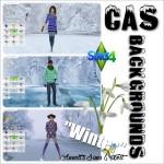 "CAS Backgrounds ""Winter"""