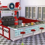Around the Sims 4 | Sims 2 Food Stands | Stands de nourriture Sims 2
