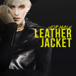 *S4 Leather jacket▼