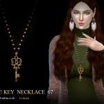 S-Club LL ts4 necklace N07