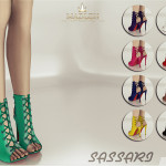 MJ95's Madlen Sassari Shoes