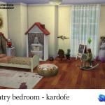 kardofe_Country bedroom