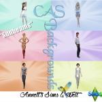 """CAS Backgrounds """"Sunbeams"""""""