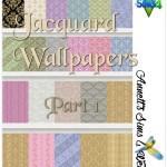 Jacquard Wallpapers – Part 1