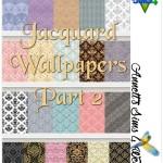 Jacquard Wallpapers – Part 2