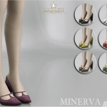 MJ95's Madlen Minerva Shoes