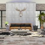 wondymoon's Ytterbium Living Room