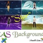 "CAS Backgrounds ""Star"""
