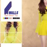 WAEKEY • 4 Walls Bell Sleeve Top • New mesh / EA mesh edit…