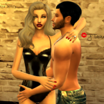 SWEET SORROW SIMS – Intimate Pose Pack 5 Couple Poses Young Love…