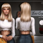 Trilly21's Trillyke – Lace Crop Top