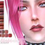 Screaming Mustard's [ Delicious ] – Lip Lacquer