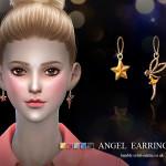 S-Club LL ts4 earring 13(f)