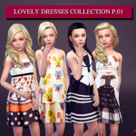 jeremy-sims92's Lovely Dresses Collection P.01 – Get to Work needed