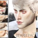 Pralinesims' Beard Pack N05
