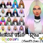 "Sintiklia Hair ""Rita"" Recolors"