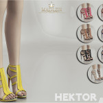 MJ95's Madlen Hektor Shoes