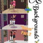 """CAS Backgrounds """"Room"""" Part 2"""