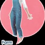 Leh Gaming (Some overalls for farmer ladies: ◦ Teen to elder…)