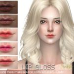 S-Club WM thesims4 Lipstick 26