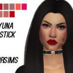 DiiorSims[TS4] Myuna Lipstick