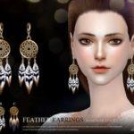 S-Club LL ts4 earring 20(f)