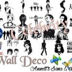 "Wall Deco ""Celebrity"""