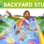 EA Announces The Sims 4 Backyard Stuff (Trailer) | SimsVIP